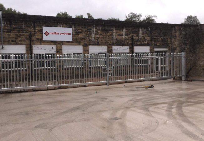Full Length Bespoke Electric Gates