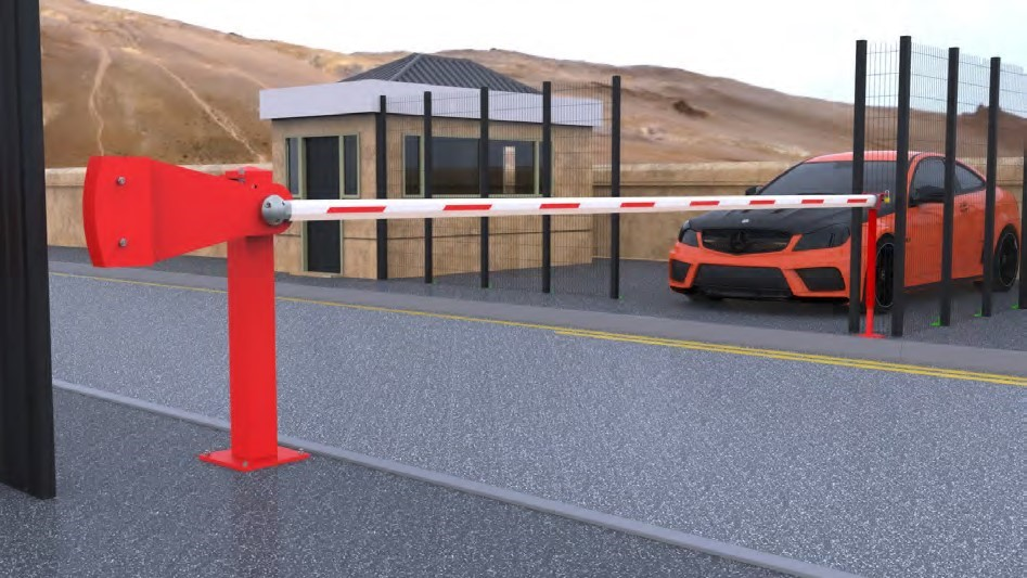 mds500s Manual Barrier